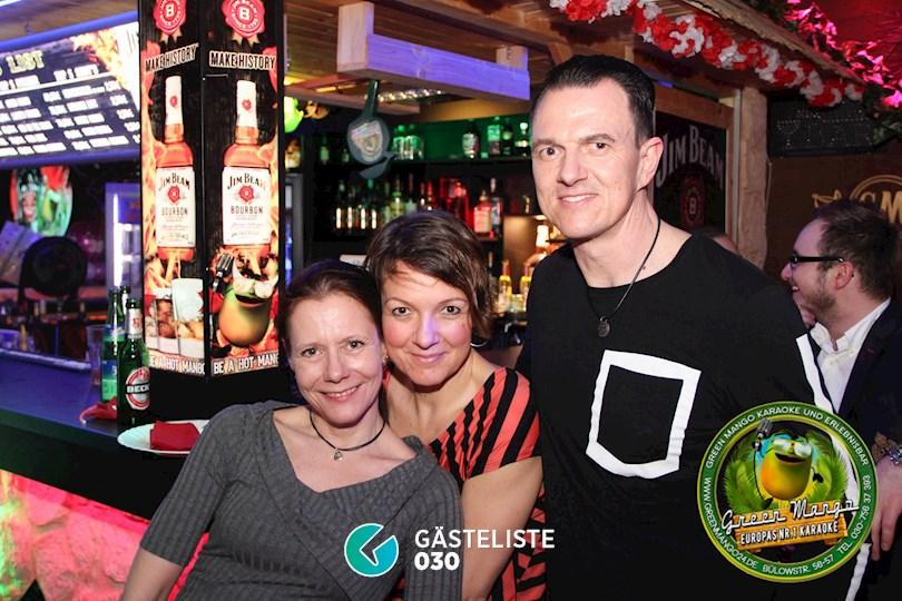 https://www.gaesteliste030.de/Partyfoto #106 Green Mango Berlin vom 08.04.2017