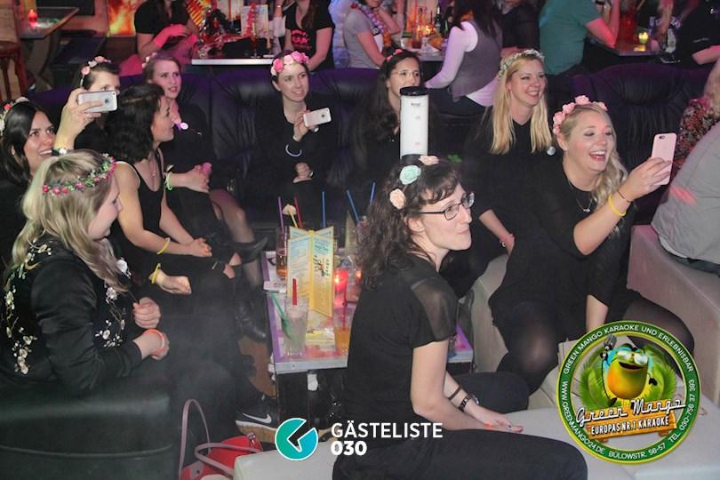 https://www.gaesteliste030.de/Partyfoto #13 Green Mango Berlin vom 08.04.2017