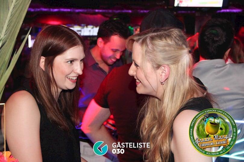https://www.gaesteliste030.de/Partyfoto #109 Green Mango Berlin vom 08.04.2017