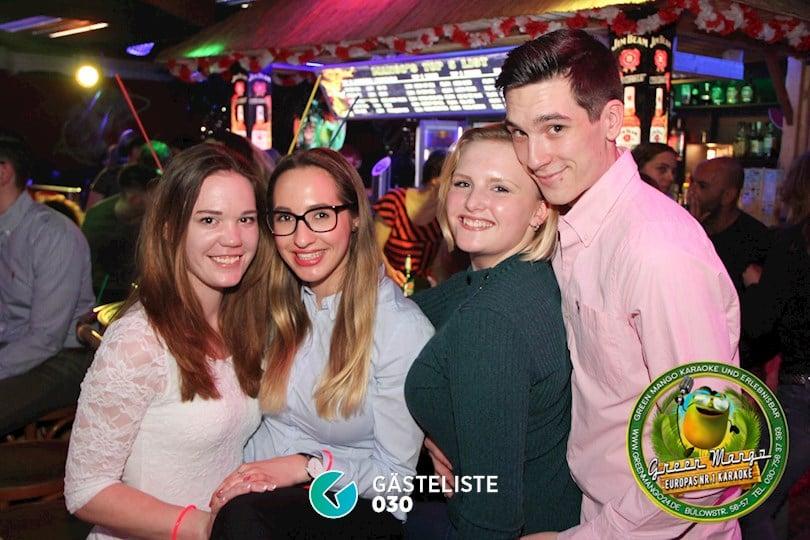 https://www.gaesteliste030.de/Partyfoto #59 Green Mango Berlin vom 08.04.2017