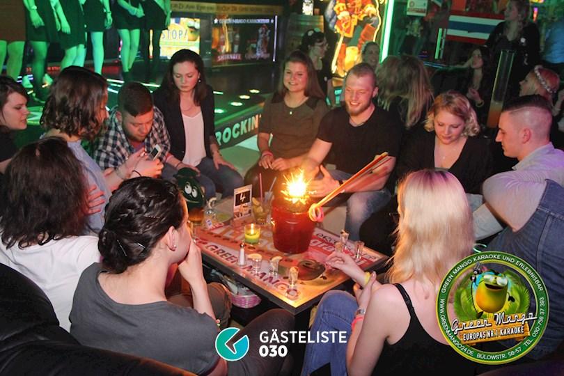 https://www.gaesteliste030.de/Partyfoto #78 Green Mango Berlin vom 08.04.2017