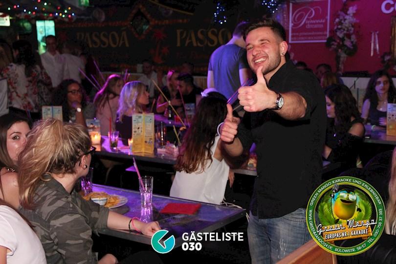 https://www.gaesteliste030.de/Partyfoto #115 Green Mango Berlin vom 08.04.2017