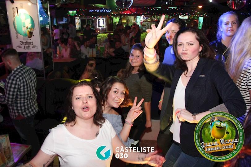 https://www.gaesteliste030.de/Partyfoto #63 Green Mango Berlin vom 08.04.2017