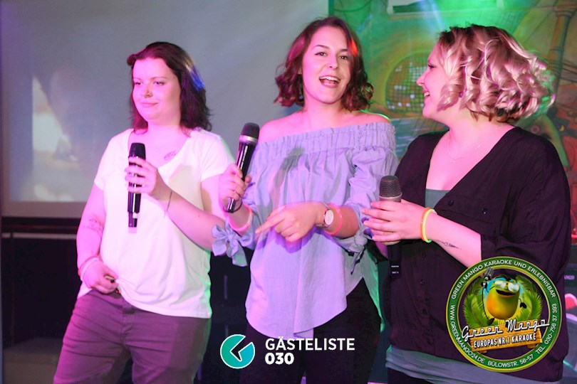 https://www.gaesteliste030.de/Partyfoto #30 Green Mango Berlin vom 08.04.2017