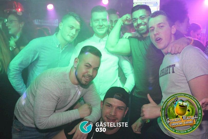 https://www.gaesteliste030.de/Partyfoto #50 Green Mango Berlin vom 08.04.2017