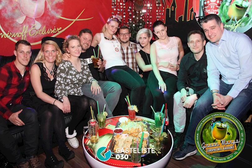 https://www.gaesteliste030.de/Partyfoto #8 Green Mango Berlin vom 08.04.2017