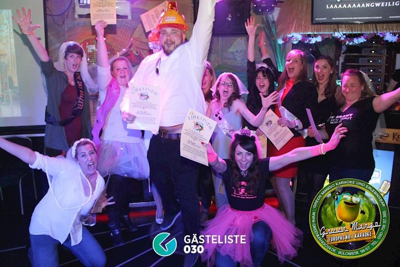 https://www.gaesteliste030.de/Partyfoto #44 Green Mango Berlin vom 08.04.2017