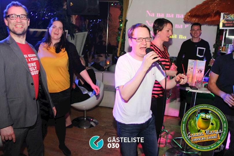 https://www.gaesteliste030.de/Partyfoto #95 Green Mango Berlin vom 08.04.2017
