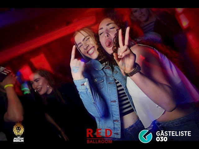 Partypics Red Ballroom 07.04.2017 Club Room | Grand Opening