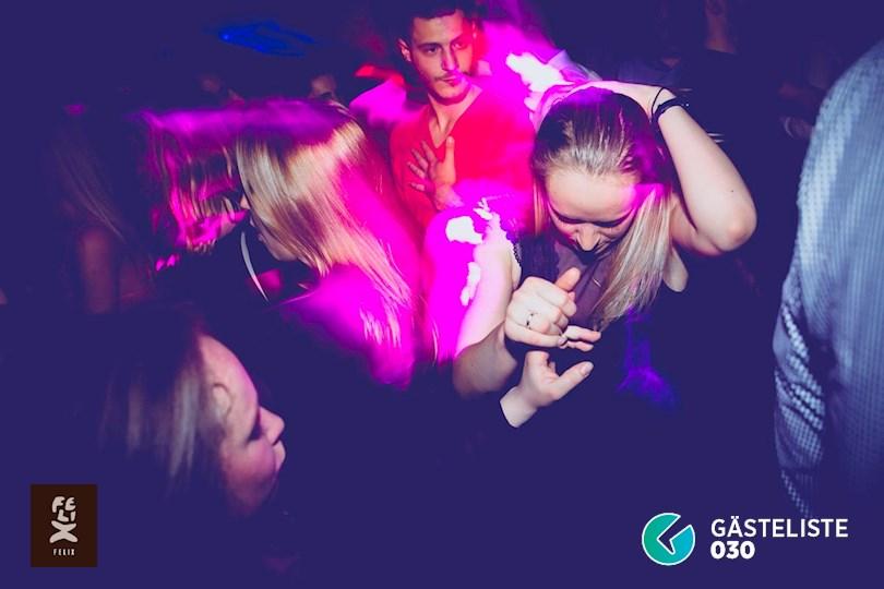 Partyfoto #61 Felix Berlin vom 08.04.2017