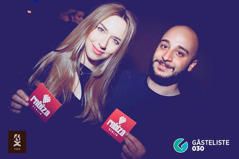 Partyfoto #34 Felix Berlin vom 08.04.2017