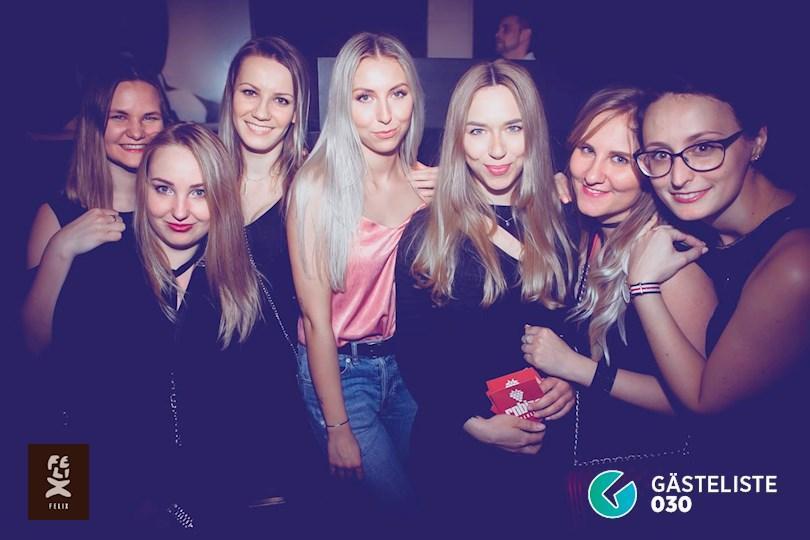 Partyfoto #2 Felix Berlin vom 08.04.2017