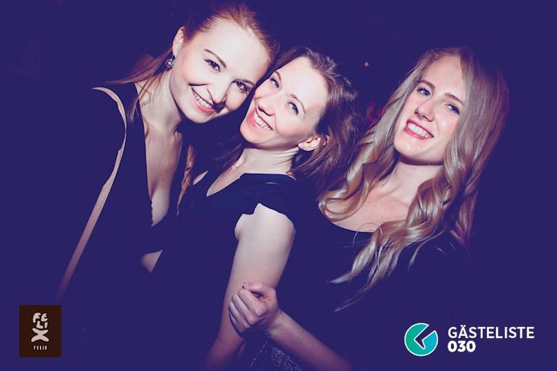 Partyfoto #1 Felix Berlin vom 15.04.2017