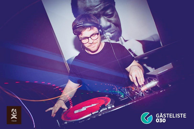 Partyfoto #26 Felix Berlin vom 15.04.2017