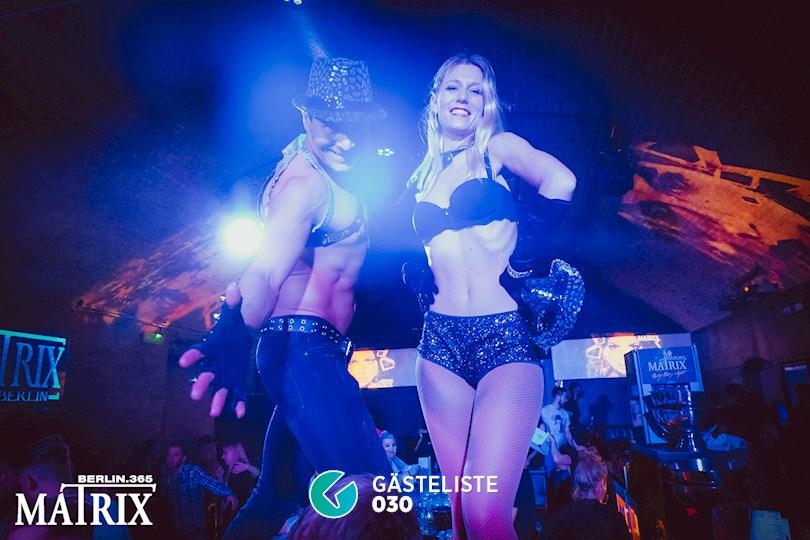 https://www.gaesteliste030.de/Partyfoto #19 Matrix Berlin vom 26.04.2017