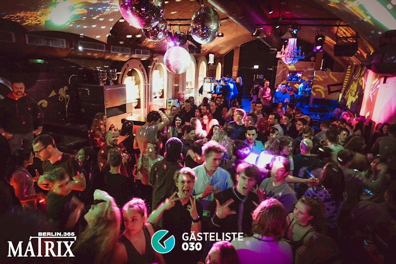 https://www.gaesteliste030.de/Partyfoto #109 Matrix Berlin vom 26.04.2017