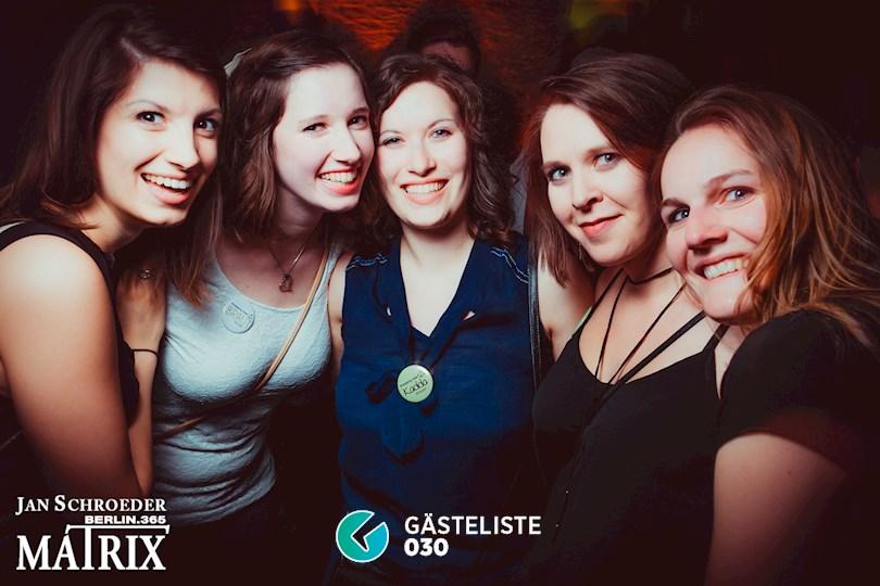 https://www.gaesteliste030.de/Partyfoto #85 Matrix Berlin vom 29.04.2017