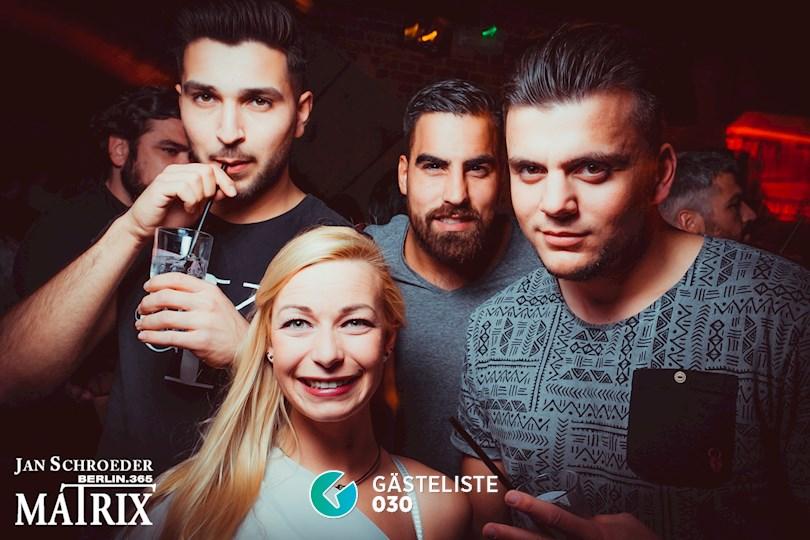 https://www.gaesteliste030.de/Partyfoto #11 Matrix Berlin vom 29.04.2017