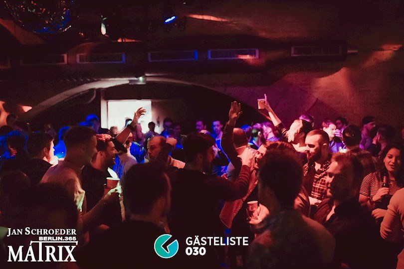 https://www.gaesteliste030.de/Partyfoto #18 Matrix Berlin vom 29.04.2017