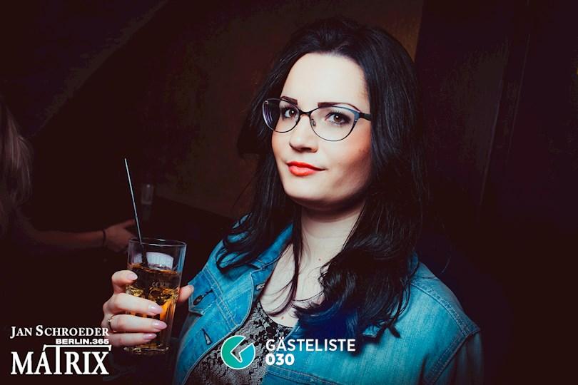 https://www.gaesteliste030.de/Partyfoto #99 Matrix Berlin vom 22.04.2017