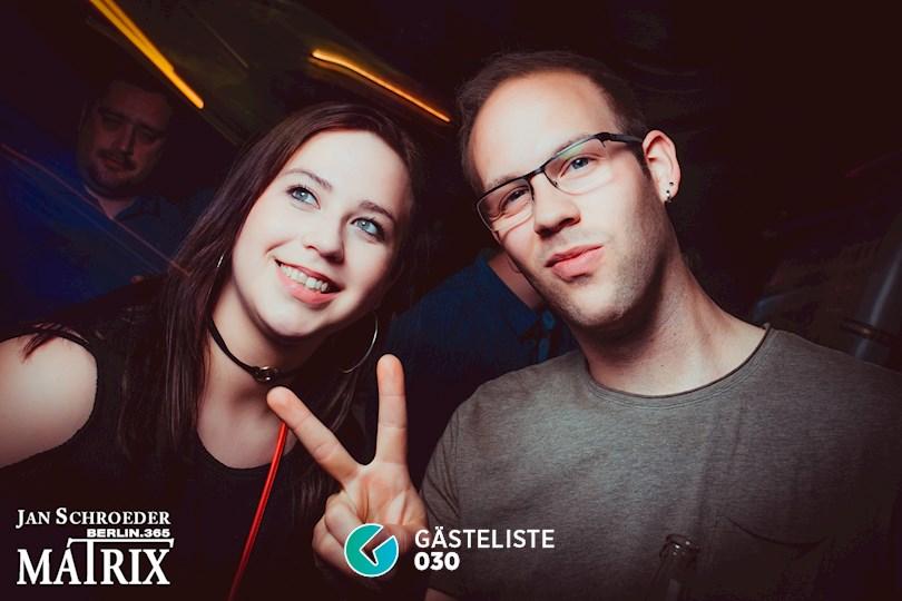 https://www.gaesteliste030.de/Partyfoto #123 Matrix Berlin vom 22.04.2017