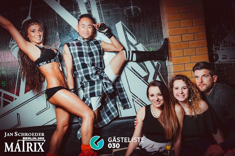 https://www.gaesteliste030.de/Partyfoto #25 Matrix Berlin vom 22.04.2017