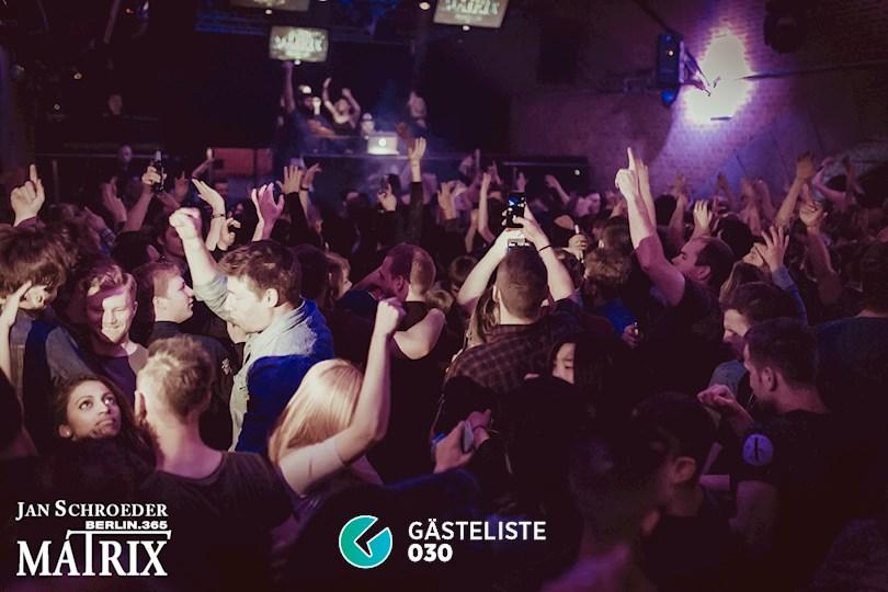https://www.gaesteliste030.de/Partyfoto #98 Matrix Berlin vom 22.04.2017