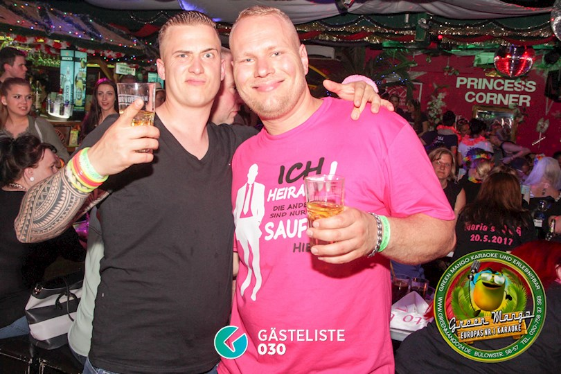 https://www.gaesteliste030.de/Partyfoto #122 Green Mango Berlin vom 20.05.2017