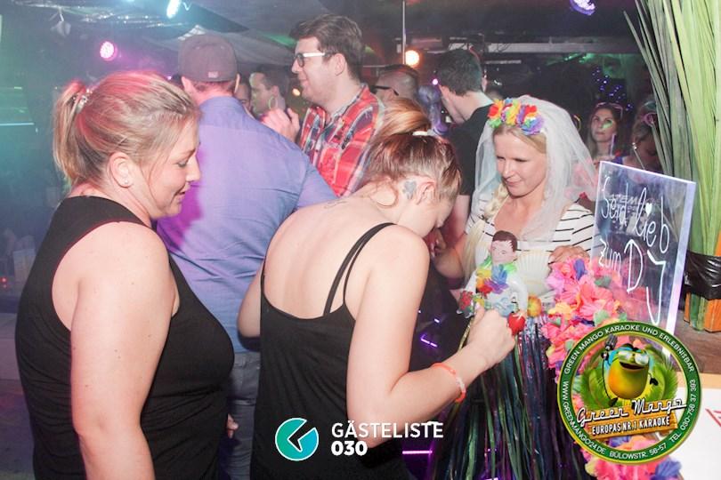 https://www.gaesteliste030.de/Partyfoto #159 Green Mango Berlin vom 20.05.2017
