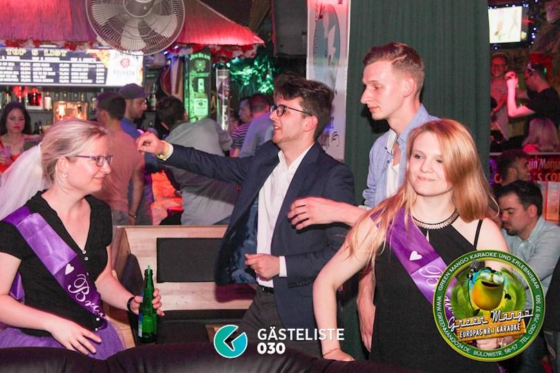 https://www.gaesteliste030.de/Partyfoto #179 Green Mango Berlin vom 20.05.2017
