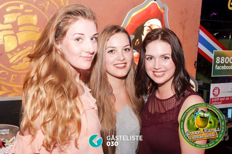 https://www.gaesteliste030.de/Partyfoto #210 Green Mango Berlin vom 20.05.2017