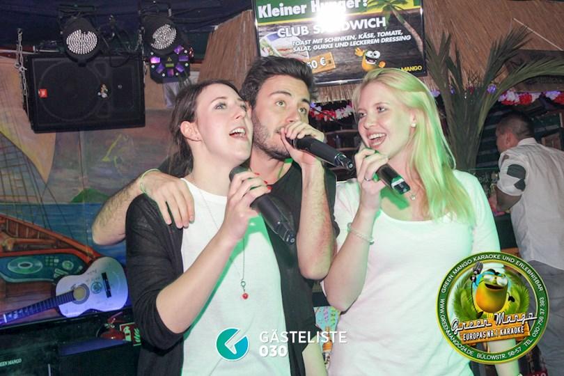 https://www.gaesteliste030.de/Partyfoto #7 Green Mango Berlin vom 20.05.2017