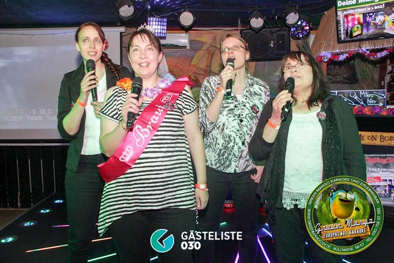 https://www.gaesteliste030.de/Partyfoto #13 Green Mango Berlin vom 20.05.2017