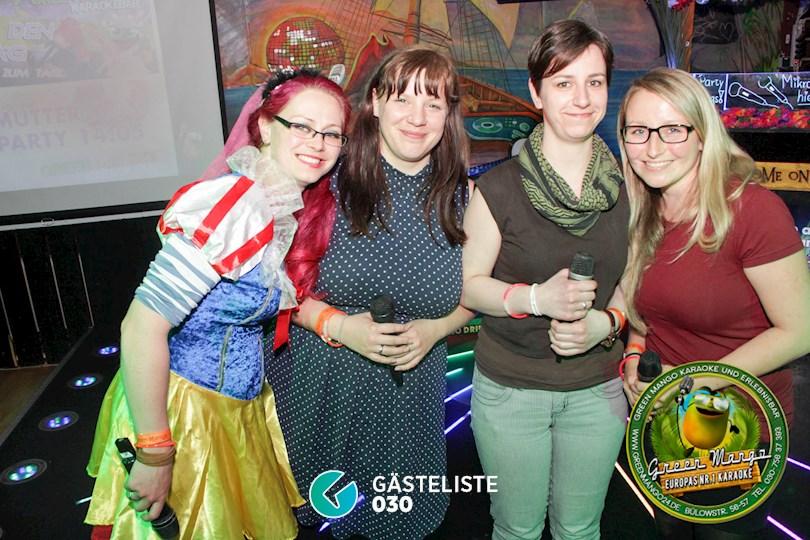 https://www.gaesteliste030.de/Partyfoto #32 Green Mango Berlin vom 20.05.2017