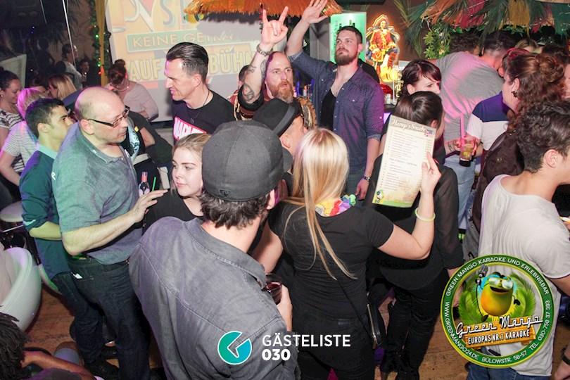 https://www.gaesteliste030.de/Partyfoto #158 Green Mango Berlin vom 20.05.2017
