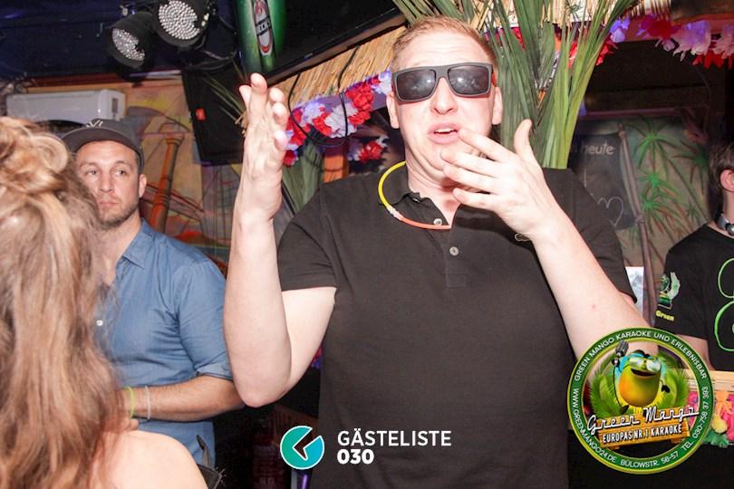 https://www.gaesteliste030.de/Partyfoto #215 Green Mango Berlin vom 20.05.2017