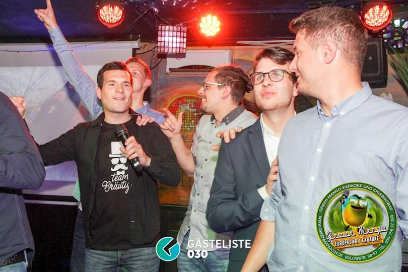 https://www.gaesteliste030.de/Partyfoto #67 Green Mango Berlin vom 20.05.2017