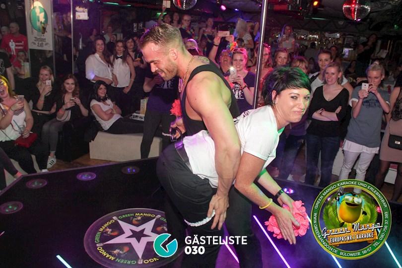 https://www.gaesteliste030.de/Partyfoto #96 Green Mango Berlin vom 20.05.2017