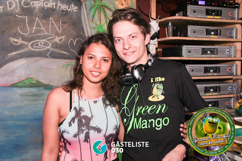 https://www.gaesteliste030.de/Partyfoto #61 Green Mango Berlin vom 20.05.2017
