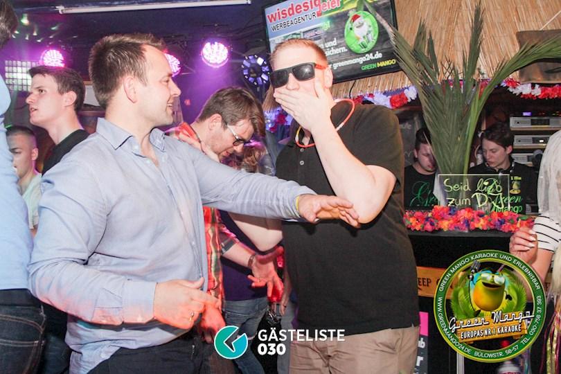 https://www.gaesteliste030.de/Partyfoto #165 Green Mango Berlin vom 20.05.2017