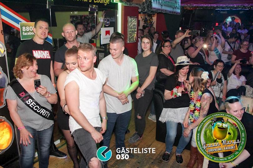 https://www.gaesteliste030.de/Partyfoto #93 Green Mango Berlin vom 20.05.2017