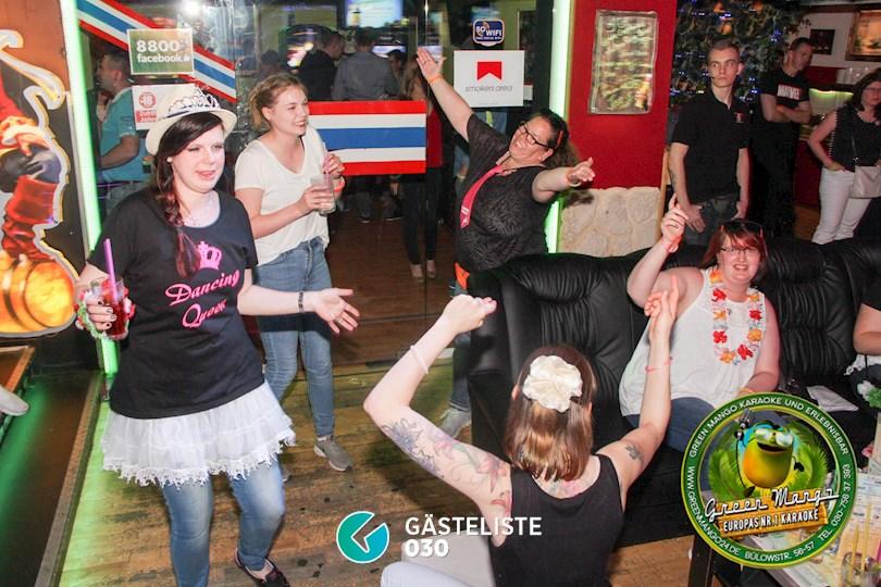 https://www.gaesteliste030.de/Partyfoto #83 Green Mango Berlin vom 20.05.2017