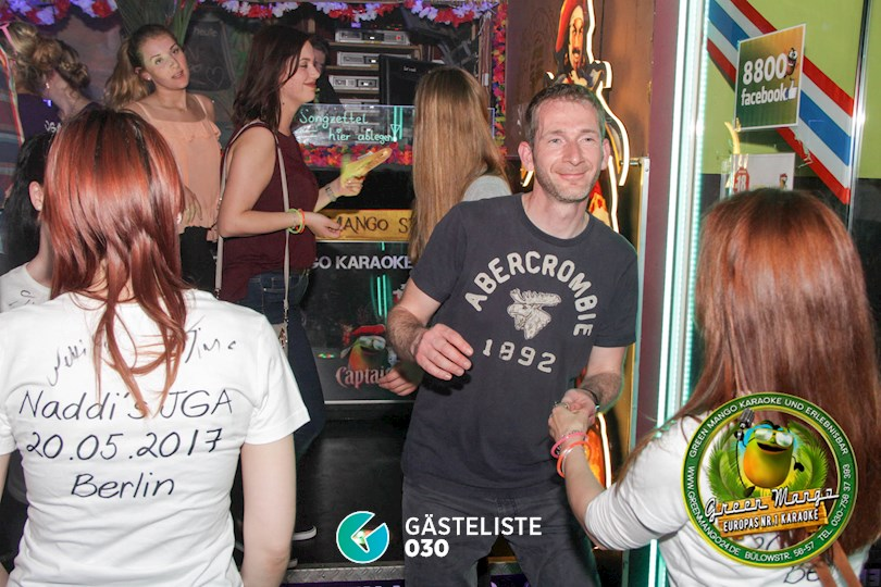 https://www.gaesteliste030.de/Partyfoto #193 Green Mango Berlin vom 20.05.2017