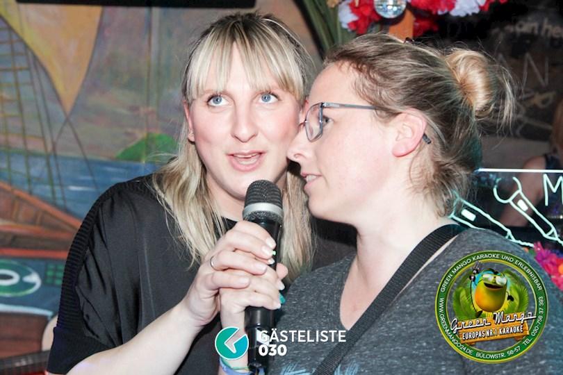 https://www.gaesteliste030.de/Partyfoto #28 Green Mango Berlin vom 20.05.2017