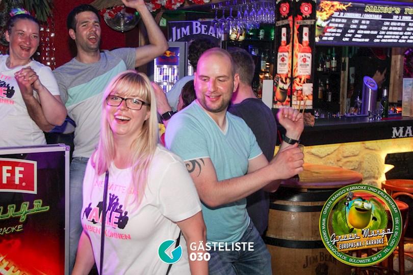 https://www.gaesteliste030.de/Partyfoto #167 Green Mango Berlin vom 20.05.2017