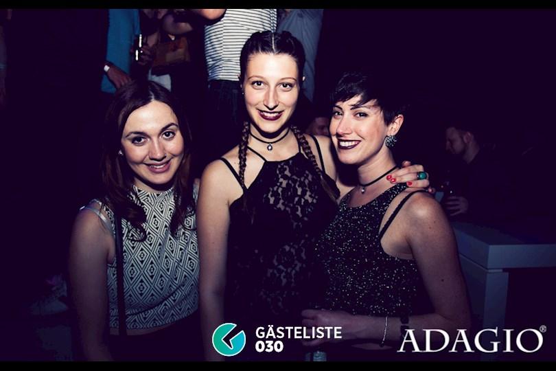 https://www.gaesteliste030.de/Partyfoto #50 Adagio Berlin vom 21.04.2017