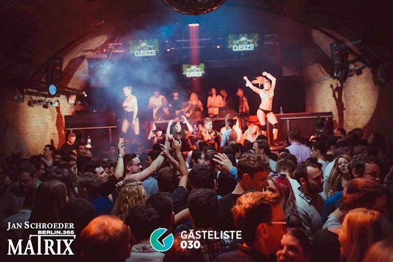https://www.gaesteliste030.de/Partyfoto #107 Matrix Berlin vom 06.05.2017