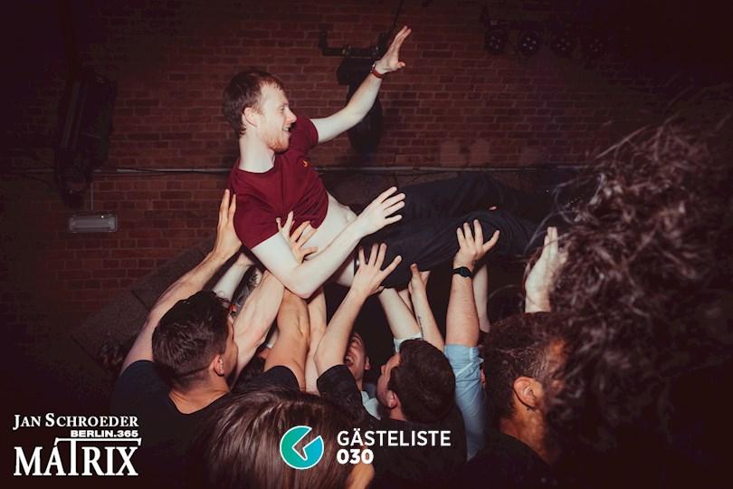 https://www.gaesteliste030.de/Partyfoto #19 Matrix Berlin vom 13.05.2017
