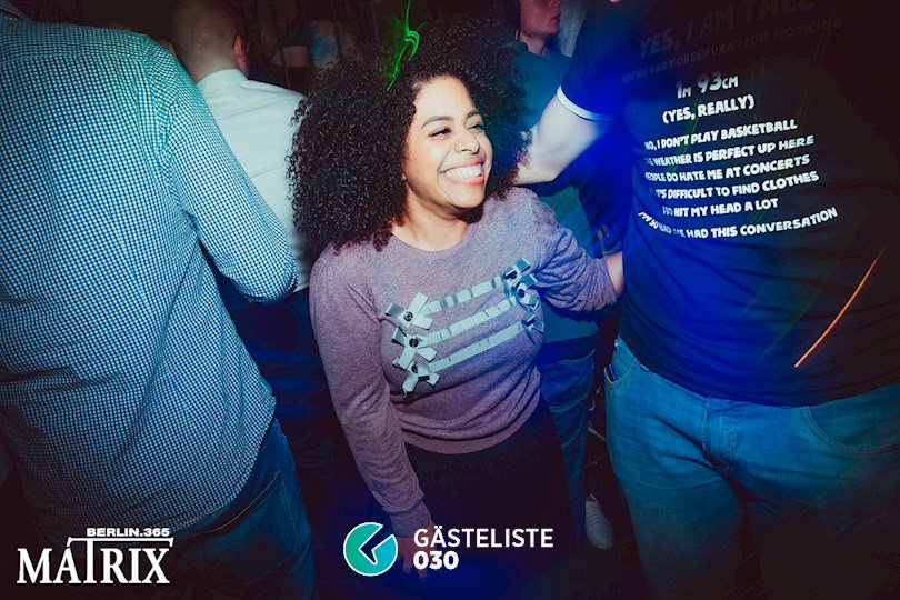 https://www.gaesteliste030.de/Partyfoto #100 Matrix Berlin vom 03.05.2017