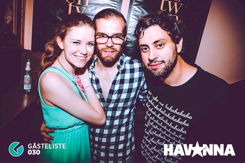 https://www.gaesteliste030.de/Partyfoto #40 Havanna Berlin vom 27.05.2017
